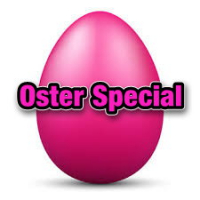 Osterei pink