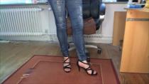 Meine neuen Sandalen!