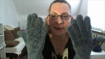 Handschuh Liebe! # 2